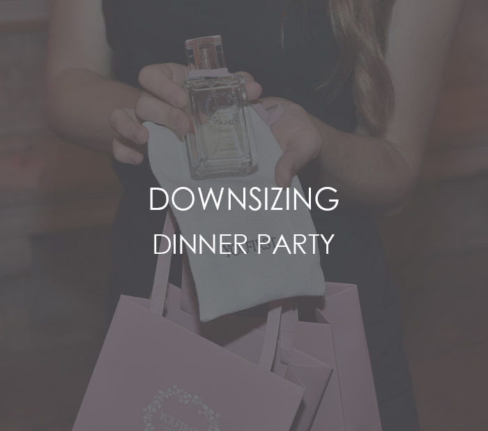 YOUFIRST AL DOWNSIZING DINNER PARTY