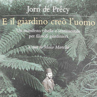 #14 JORN DE PRÉCY, THE LOST GARDEN
